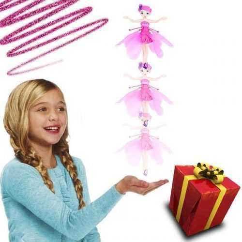 Летяща кукла Елла от Замръзналото Кралство 5
