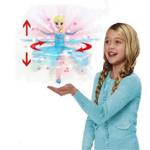 Летяща кукла Елза от Замръзналото Кралство на едро и дребно 4