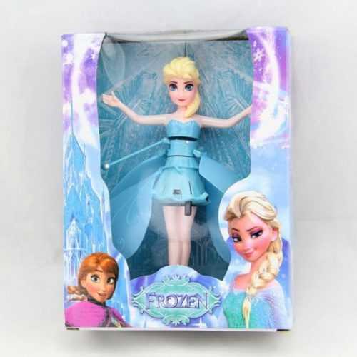 Летяща кукла Елза от Замръзналото Кралство на едро и дребно 5