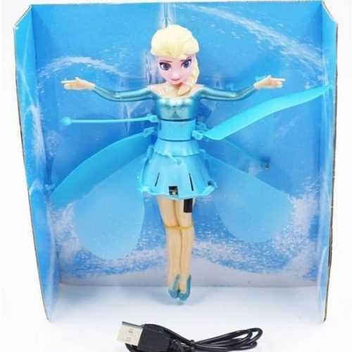 Летяща кукла Елза от Замръзналото Кралство на едро и дребно 6