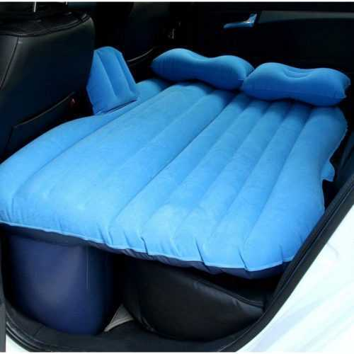 Надуваемо Авто Легло TRAVEL BED на едро и дребно 4