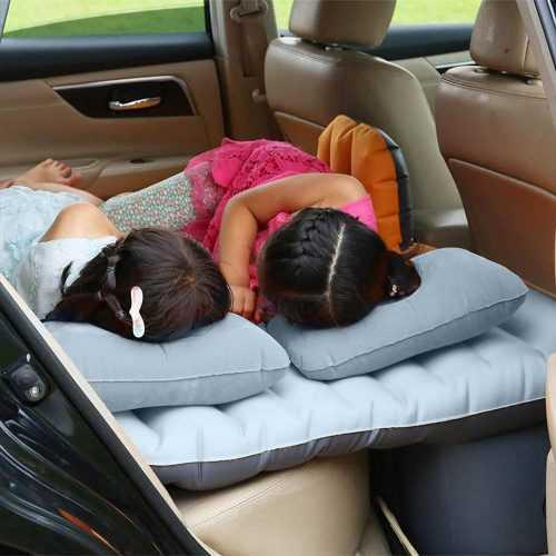 Надуваемо Авто Легло TRAVEL BED на едро и дребно 6