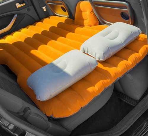 Надуваемо Авто Легло TRAVEL BED на едро и дребно 7