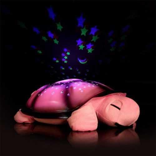Нощна лампа костенурка на едро и дребно 4