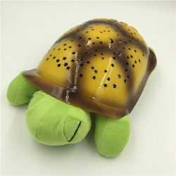 Нощна лампа костенурка на едро и дребно 11