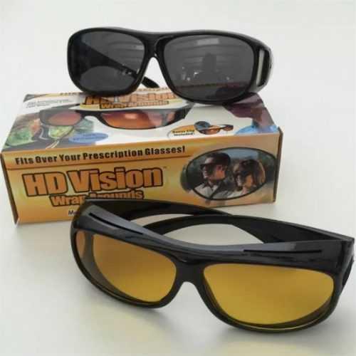 Очила за шофиране 2 броя на едро и дребно 4