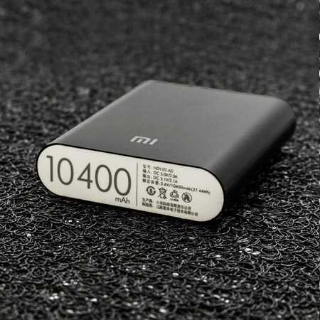 Power bank преносима батерия 10400 mAh на едро и дребно 3