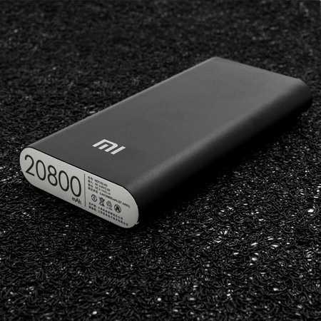 Преносима батерия Xiаomi Mi, 20800 mAh 6