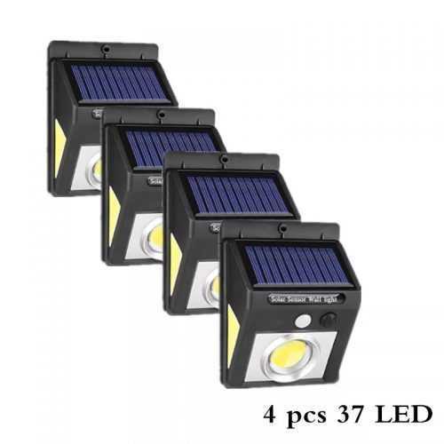 4 Броя Соларна лампа с лупа CL-2566A на едро 3