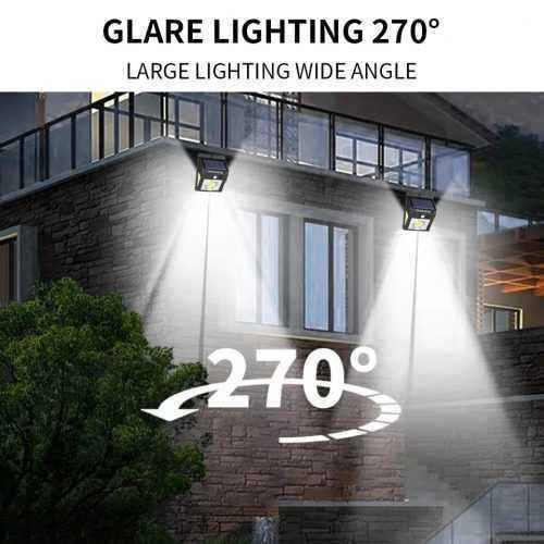 4 Броя Соларна лампа с лупа CL-2566A на едро 4