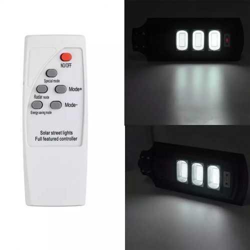 Соларна улична лампа 180W на едро и дребно 5