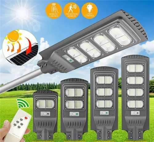 Улична соларна лампа 240W на едро 3