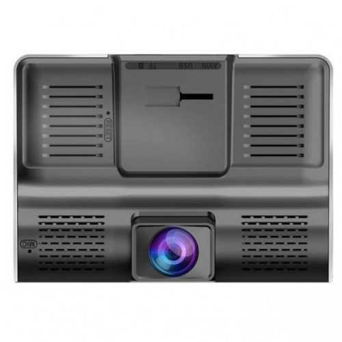 Видеорегистратор 1080p с 3 камери на едро и дребно 6