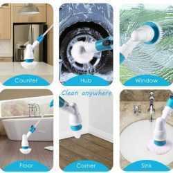 Spin scrubber четка за баня на едро и дребно 10