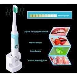Електрическа четка за зъби с 4 глави Kemei Tops на едро и дребно 9