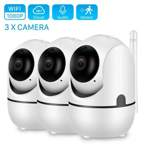 3 броя IP камера на едро и дребно 3