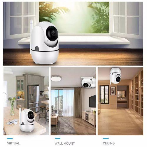 3 броя IP камера на едро и дребно 7
