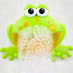 Музикална жаба за балончета Bubble Frog на едро и дребно 9