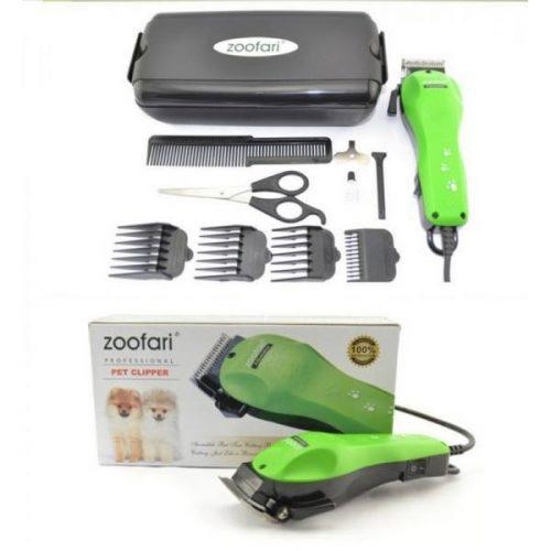 Машинка за подстригване на домашни любимци Zoofari на едро и дребно 3