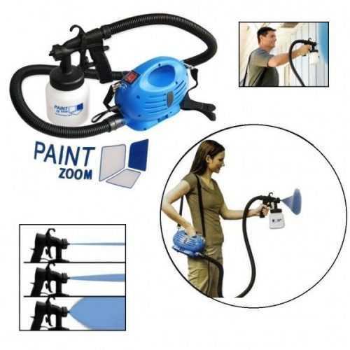 Paint Zoom машина за боядисване на едро и дребно 3