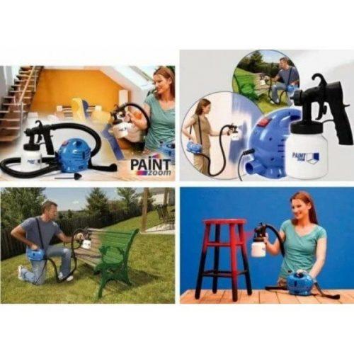 Paint Zoom машина за боядисване на едро и дребно 7