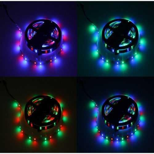 Комплект 5м RGB LED лента 7