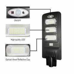 LED соларна улична лампа 90W на едро и дребно 7