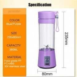 USB Блендер Juice Cup 2 в 1 на едро и дребно 9