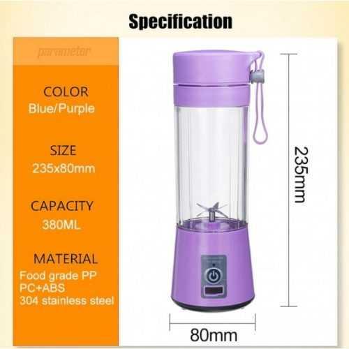 USB Блендер Juice Cup 2 в 1 на едро и дребно 4