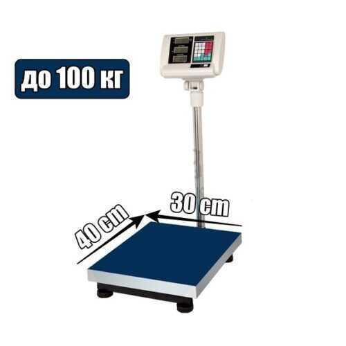 100 Кг. Дигитален Платформен Кантар на едро 3