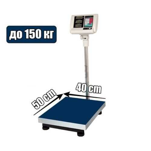 150 Кг. Дигитален Платформен Кантар на едро 3
