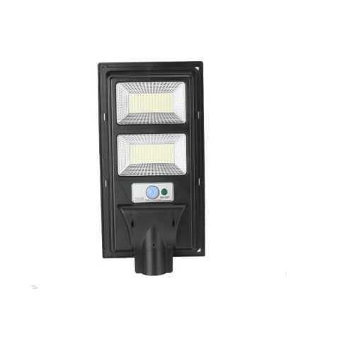 2 броя Външна Соларна LED лампа с датчик за движение и дистанционно 90W 4