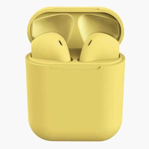 Bluetooth безжични слушалки HF inPods 12 TWS в различни цветове 6