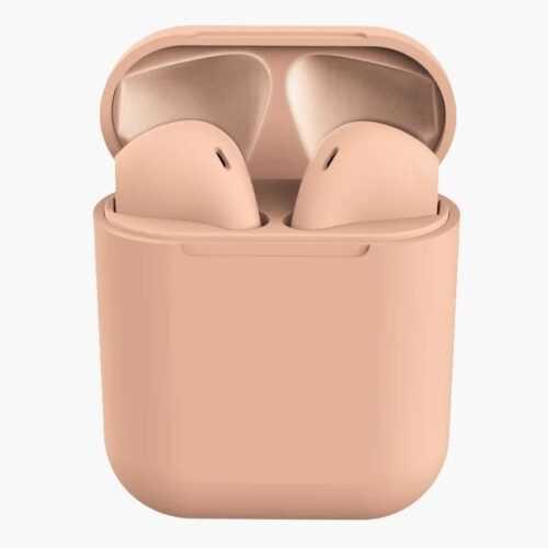 Bluetooth безжични слушалки HF inPods 12 TWS в различни цветове 5