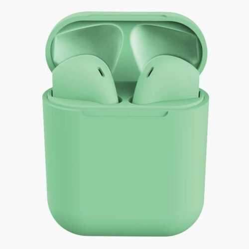 Bluetooth безжични слушалки HF inPods 12 TWS в различни цветове 4