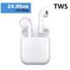 Bluetooth безжични слушалки HF i9s TWS /бели/ 2