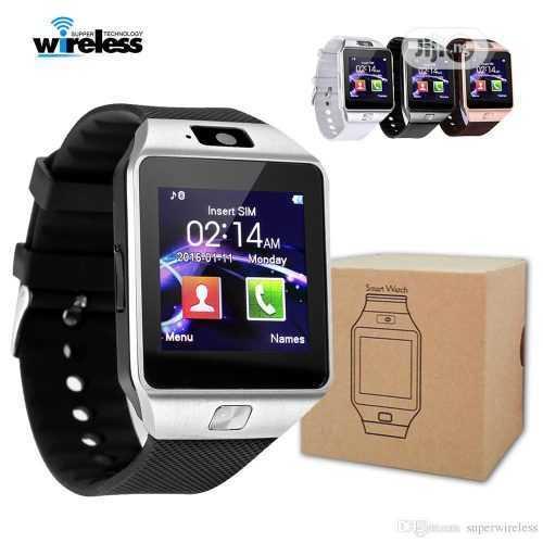 Смарт Часовник DZ09 Smart Watch Тъчскрийн, Камера, Слот за СИМ карта 3