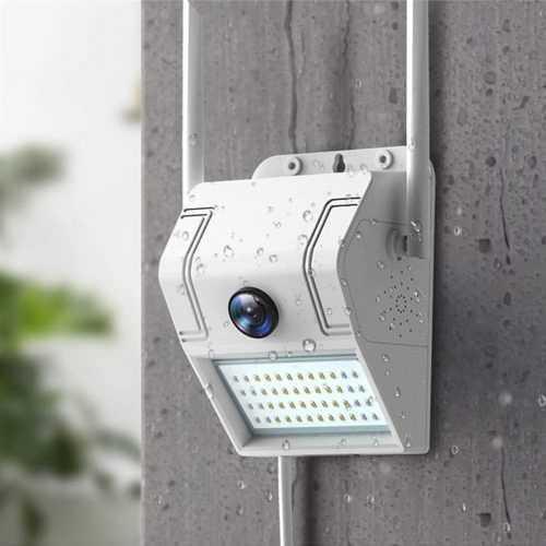 2в1 Wi-Fi камера с осветление 6