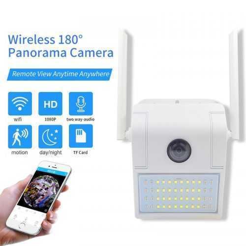2в1 Wi-Fi камера с осветление 5