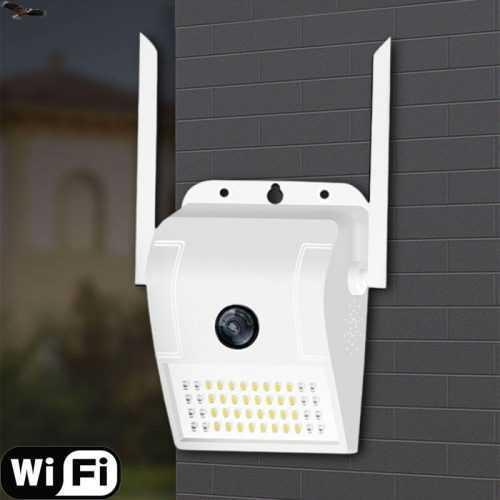 2в1 Wi-Fi камера с осветление 4