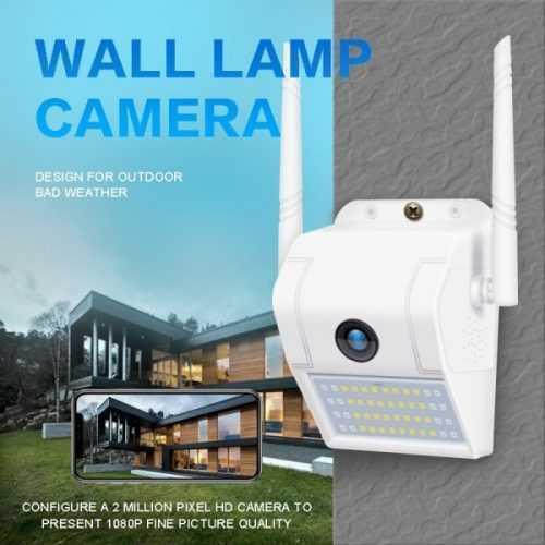 2в1 Wi-Fi камера с осветление 3