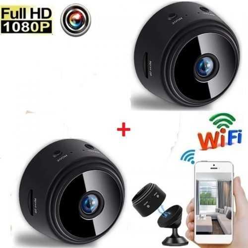 2бр. WI-FI широкоъгълна MINI камера 3