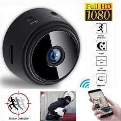 2бр. WI-FI широкоъгълна MINI камера 6