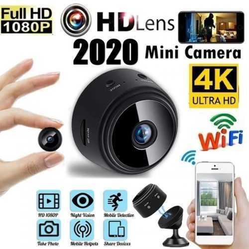 2бр. WI-FI широкоъгълна MINI камера 5
