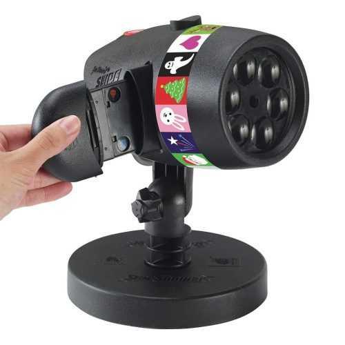 Прожектор с 12 слайда за светлинно шоу SLIDE SHOW 4
