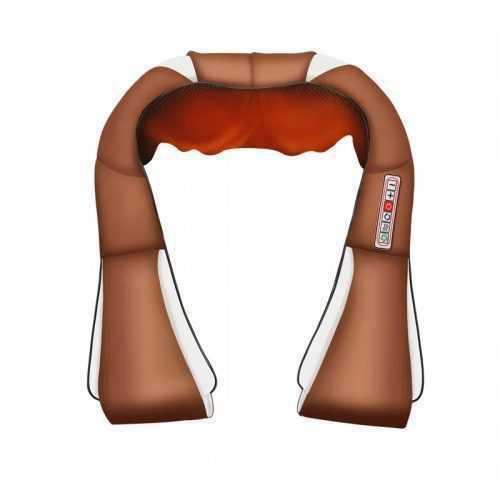 Шиацу масажор за врат и гръб Gold Edition 3