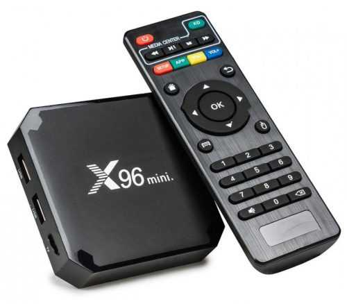 ANDROID TV BOX X96MINI 2GB RAM 3