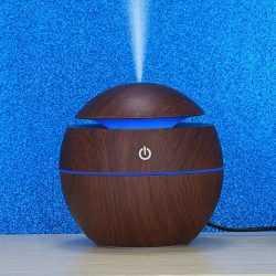 Ултразвуков арома дифузер с етерични масла в 3 цвята 23
