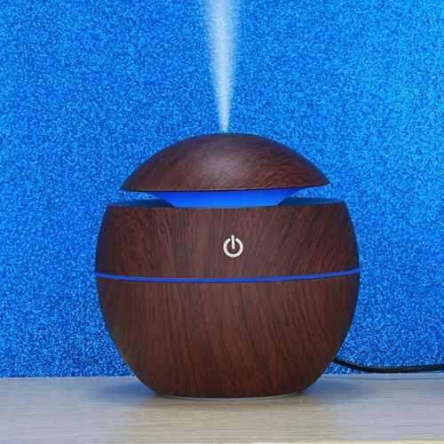Ултразвуков арома дифузер с етерични масла в 3 цвята 13