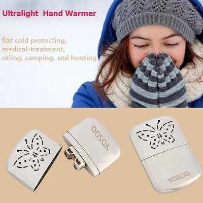 Джобна печка за ръце Handy Warmer, Бензинова 4